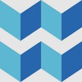 263-20 cúbico Azul