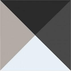 Mosaico Hidráulico Triangulos