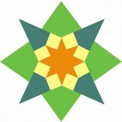 Mosaico Hidráulico Estrella...