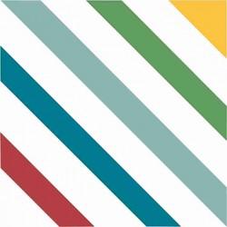Mosaico Hidráulico Diagonal