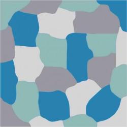 Mosaico Hidráulico Camuflaje